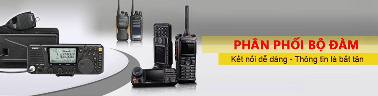 Nhà phân phối máy bộ đàm Motorola