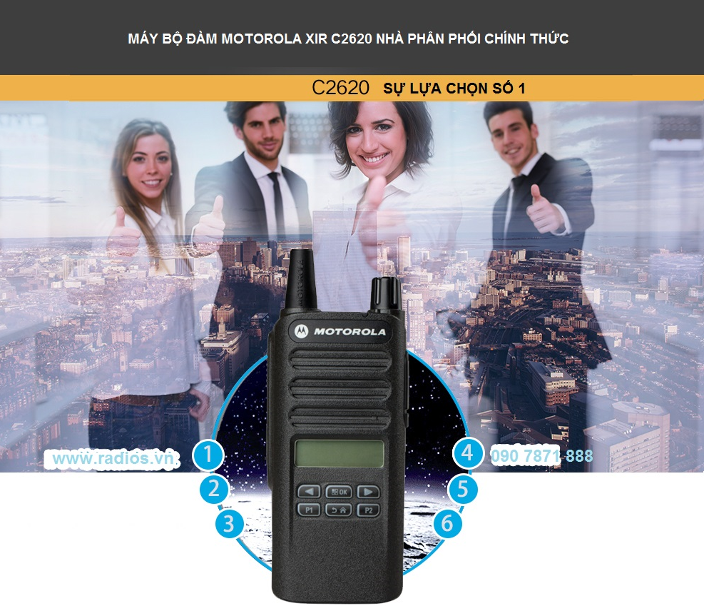 Mua Motorola C2620 GỌI O904535797